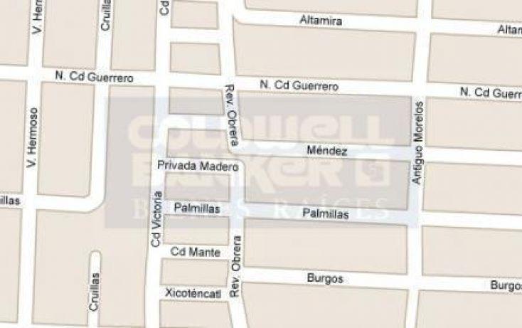 Foto de terreno habitacional en venta en, revolución obrera, reynosa, tamaulipas, 1837036 no 02