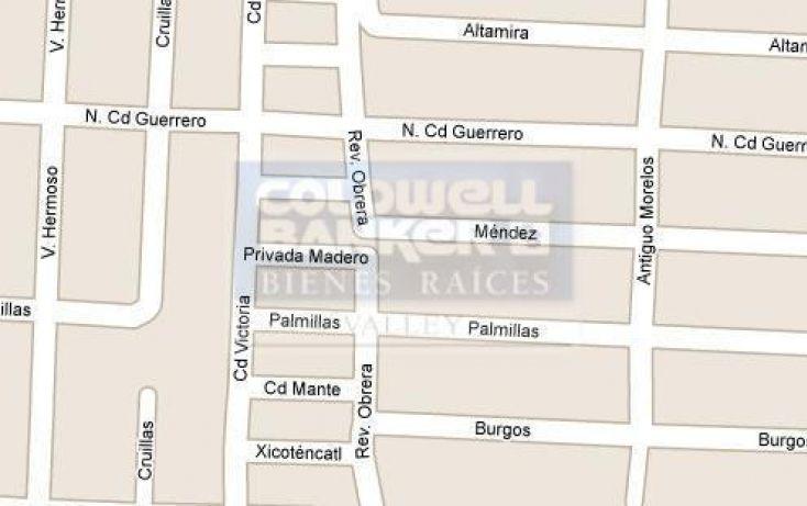 Foto de terreno habitacional en venta en, revolución obrera, reynosa, tamaulipas, 1837036 no 04
