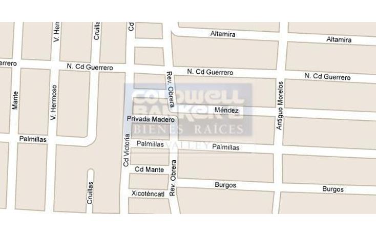 Foto de terreno comercial en venta en  , revoluci?n obrera, reynosa, tamaulipas, 1837036 No. 06