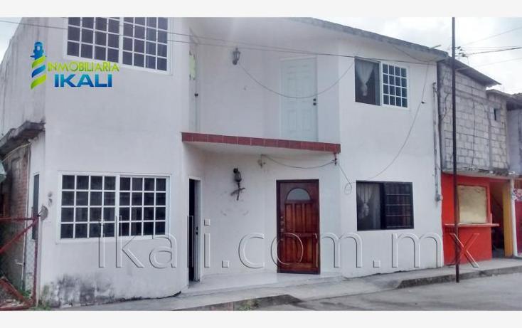 Foto de casa en venta en  , revolución, poza rica de hidalgo, veracruz de ignacio de la llave, 836301 No. 01