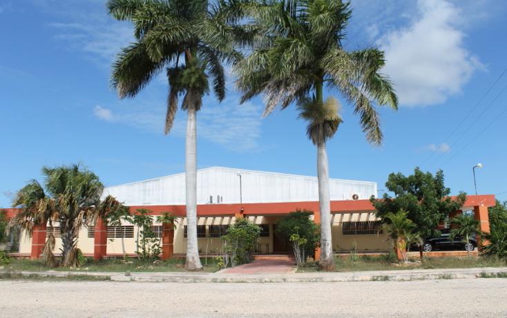 Foto de nave industrial en venta en  , revolución, progreso, yucatán, 1107963 No. 01