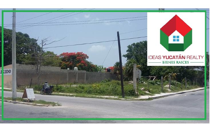 Foto de terreno comercial en venta en  , revolución, progreso, yucatán, 1241079 No. 01
