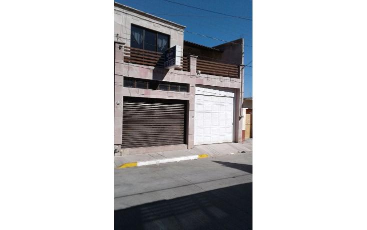 Foto de casa en venta en  , revolución, san francisco de los romo, aguascalientes, 2835412 No. 01