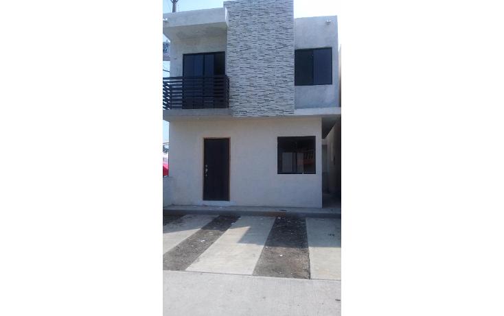 Foto de casa en venta en  , revolución verde, ciudad madero, tamaulipas, 1113605 No. 01