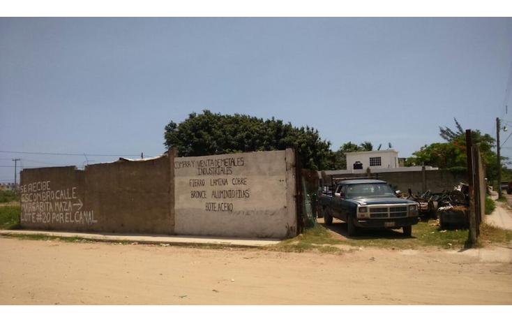 Foto de terreno habitacional en venta en  , revolución verde, ciudad madero, tamaulipas, 1146689 No. 01