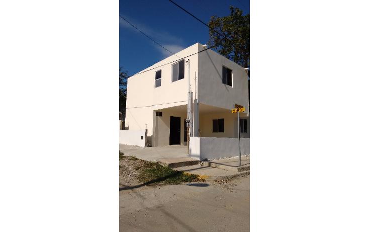 Foto de casa en venta en  , revolución verde, ciudad madero, tamaulipas, 1518495 No. 01