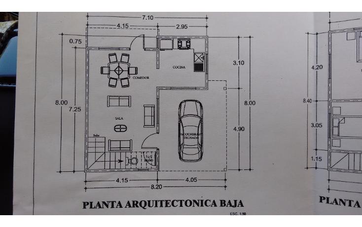 Foto de casa en venta en  , revolución verde, ciudad madero, tamaulipas, 1518495 No. 04