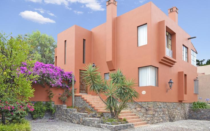 Foto de casa en venta en revueltas , balcones, san miguel de allende, guanajuato, 2045183 No. 01