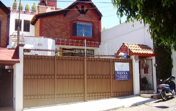 Foto de casa en venta en rey inchatiro 355, vista bella, morelia, michoacán de ocampo, 403346 No. 01