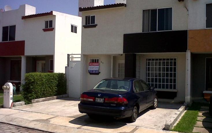 Foto de casa en venta en rey saul 63, real del jericó, zamora, michoacán de ocampo, 386480 No. 02