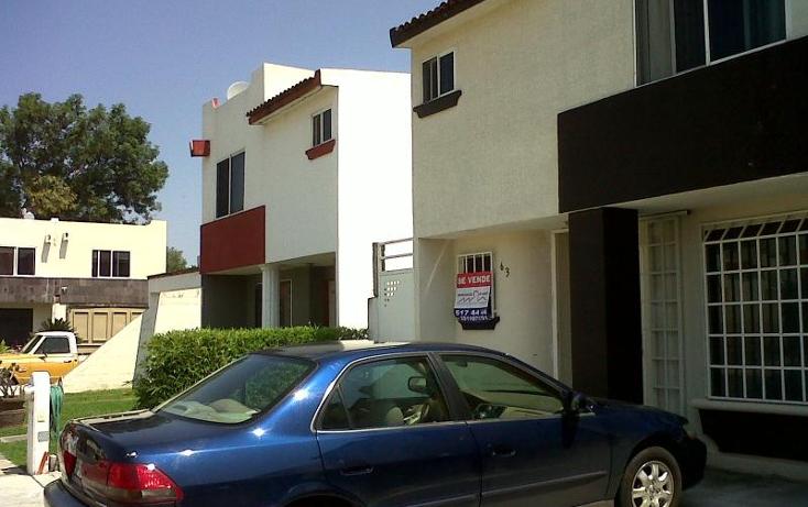 Foto de casa en venta en rey saul 63, real del jericó, zamora, michoacán de ocampo, 386480 No. 05