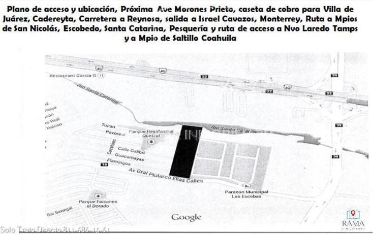 Foto de terreno habitacional en venta en  , reynosa, guadalupe, nuevo león, 2028512 No. 01
