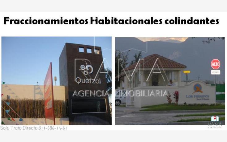 Foto de terreno habitacional en venta en  , reynosa, guadalupe, nuevo león, 2028512 No. 03