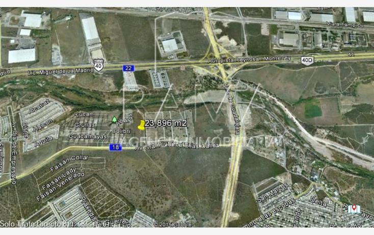 Foto de terreno habitacional en venta en  , reynosa, guadalupe, nuevo león, 2028512 No. 12