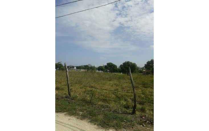 Foto de terreno habitacional en venta en ria. medellín y madero , medellin y pigua 1a secc, centro, tabasco, 2012187 No. 01