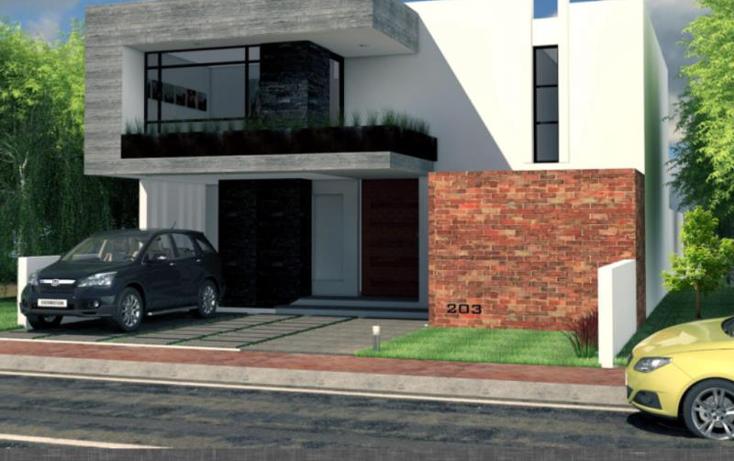 Foto de casa en venta en riaño 1, residencial el refugio, querétaro, querétaro, 1702652 No. 03