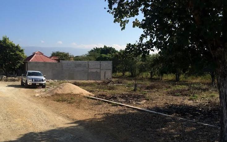 Foto de terreno habitacional en venta en  , ribera las flechas, chiapa de corzo, chiapas, 1564921 No. 01