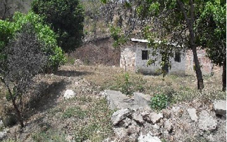 Foto de terreno habitacional en venta en  , ribera las flechas, chiapa de corzo, chiapas, 2033902 No. 01