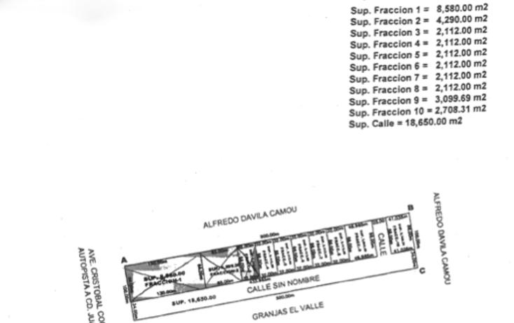 Foto de terreno comercial en venta en  , riberas del sacramento i y ii, chihuahua, chihuahua, 1189577 No. 02