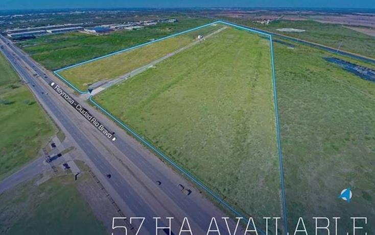Foto de terreno industrial en venta en  , ribereña, reynosa, tamaulipas, 1396621 No. 01