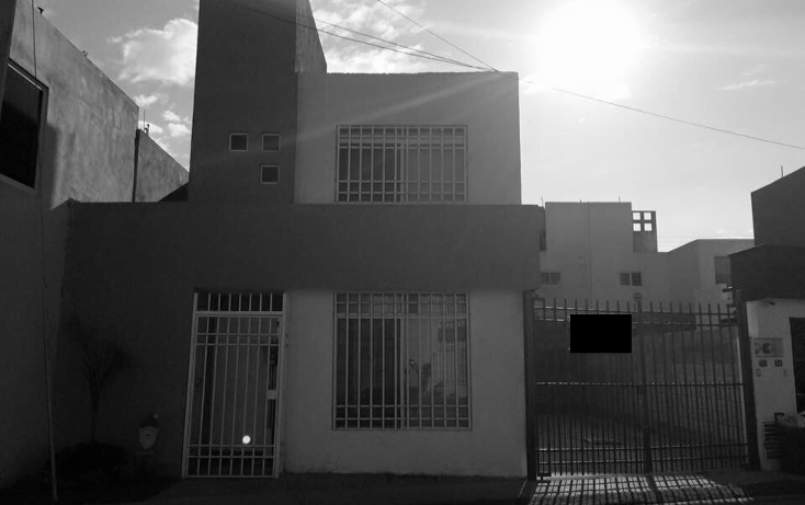Foto de casa en venta en  , ricardo b anaya, san luis potosí, san luis potosí, 1553204 No. 01