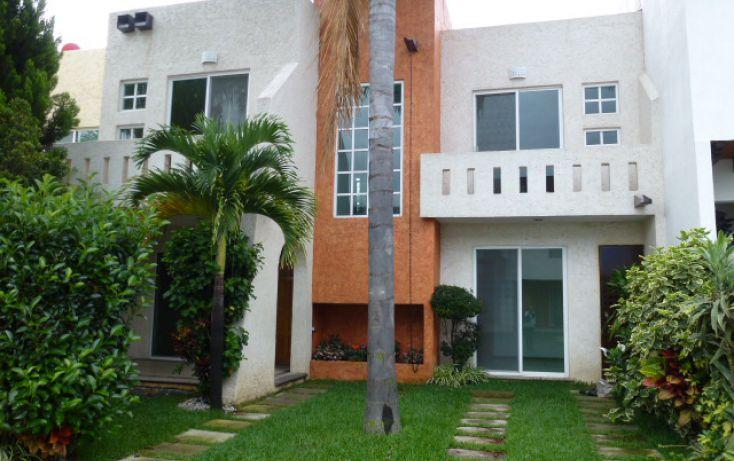 Foto de casa en venta en, ricardo flores magón, cuernavaca, morelos, 1376841 no 02