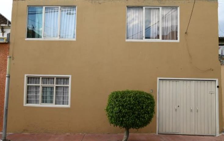 Foto de casa en venta en  , ricardo flores magon, iztapalapa, distrito federal, 2035072 No. 01