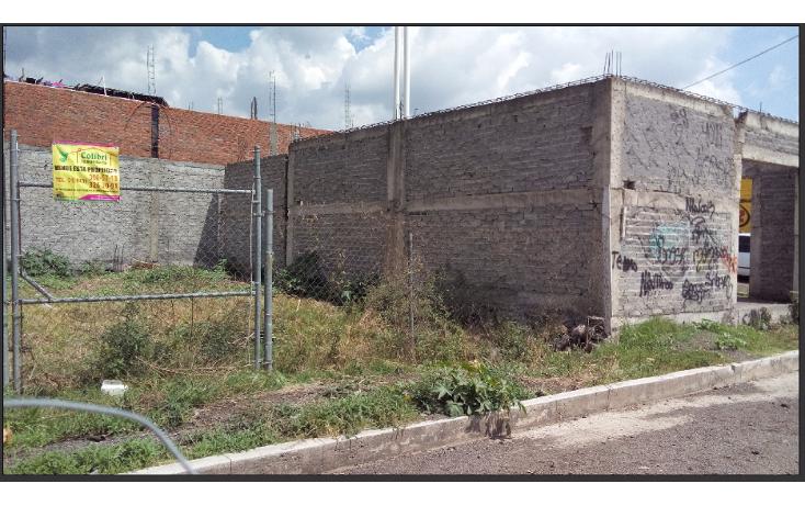 Foto de terreno habitacional en venta en  , ricardo flores magón, morelia, michoacán de ocampo, 1250337 No. 01