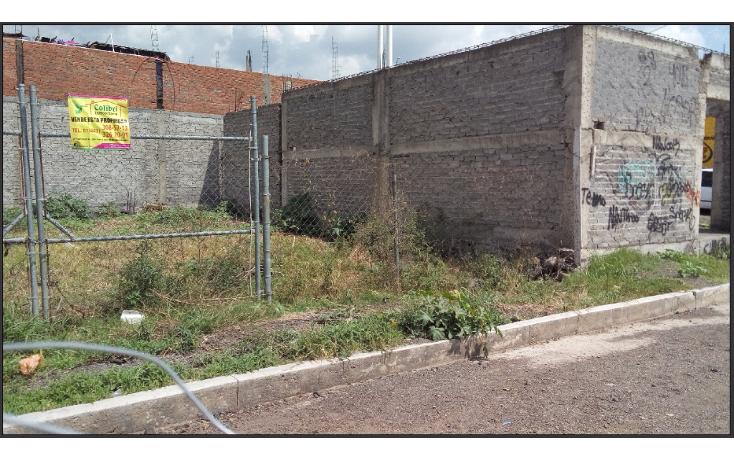 Foto de terreno habitacional en venta en  , ricardo flores magón, morelia, michoacán de ocampo, 1250337 No. 04