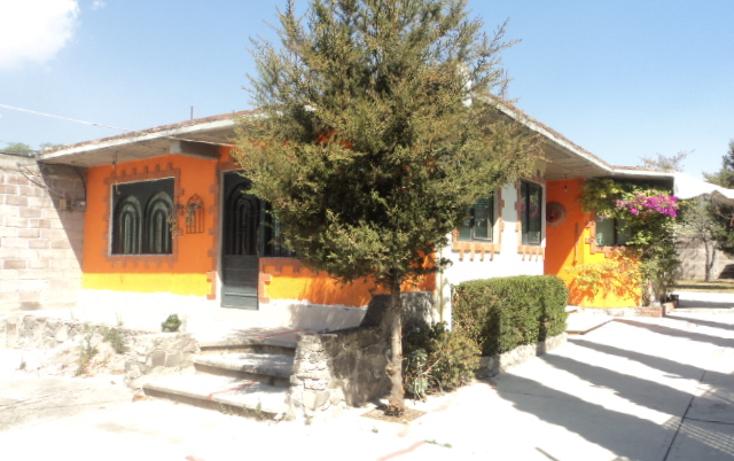 Foto de casa en venta en  , ricardo flores magón, tepotzotlán, méxico, 1079577 No. 01