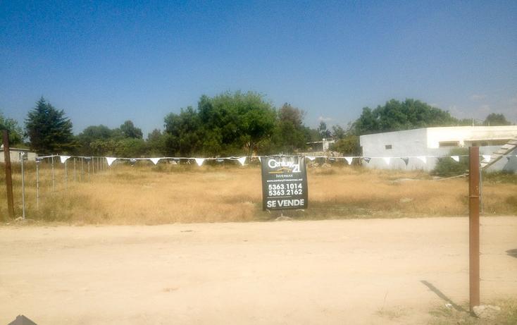 Foto de terreno habitacional en venta en  , ricardo flores magón, tepotzotlán, méxico, 869573 No. 04