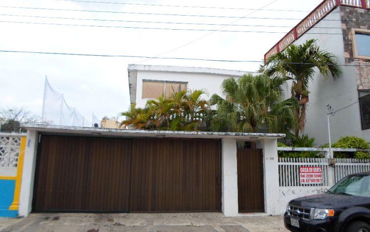 Foto de casa en venta en, ricardo flores magón, veracruz, veracruz, 1069121 no 01