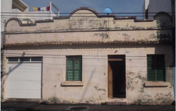 Foto de terreno habitacional en venta en  , ricardo flores magón, veracruz, veracruz de ignacio de la llave, 609188 No. 01