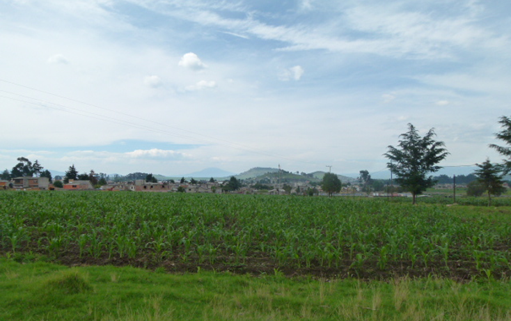 Foto de terreno habitacional en venta en  , ricardo flores magón, zinacantepec, méxico, 1101047 No. 01