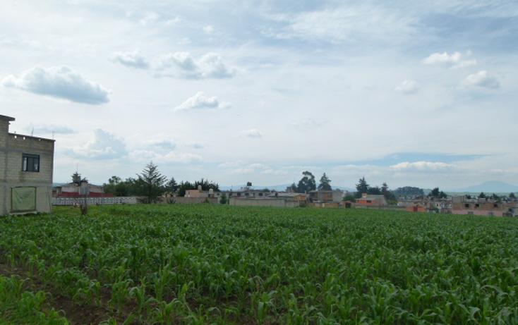 Foto de terreno habitacional en venta en  , ricardo flores magón, zinacantepec, méxico, 1101047 No. 07