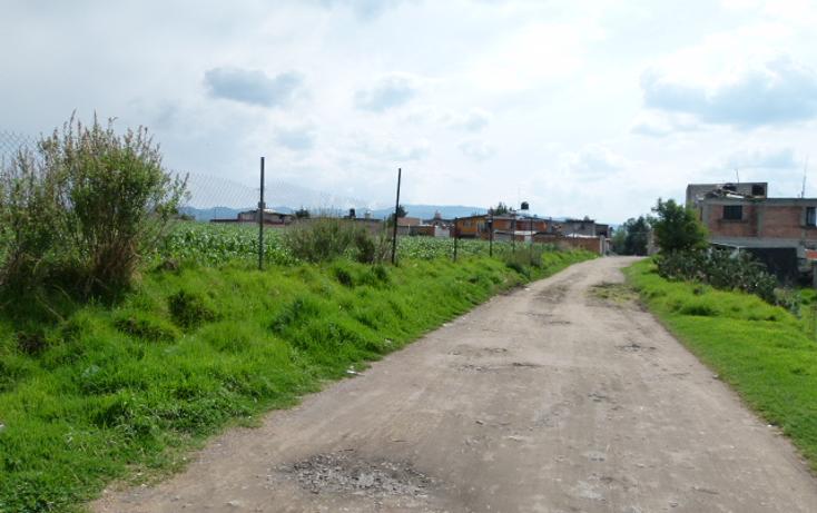 Foto de terreno habitacional en venta en  , ricardo flores magón, zinacantepec, méxico, 1101047 No. 08