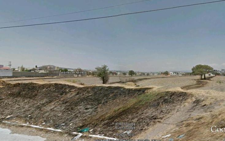 Foto de terreno habitacional en venta en  , zaragoza, apizaco, tlaxcala, 377817 No. 01