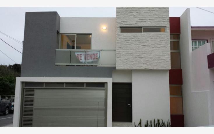 Foto de casa en venta en  , rigo, boca del r?o, veracruz de ignacio de la llave, 973167 No. 01