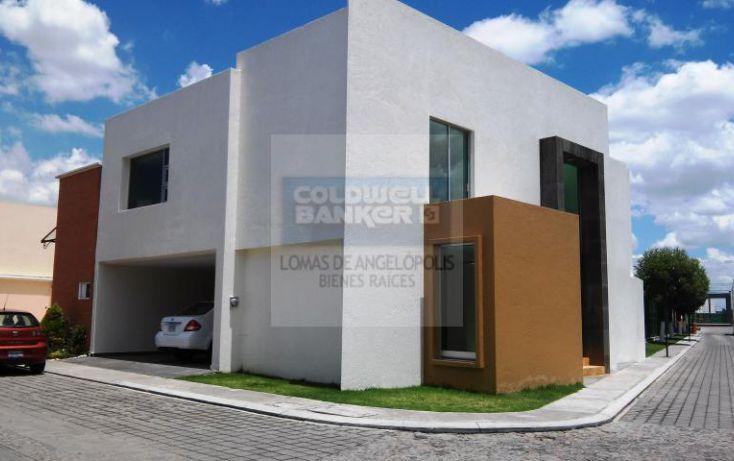 Foto de casa en condominio en renta en rincn de las amricas, centro, san andrés cholula, puebla, 1478159 no 01