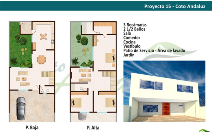 Foto de casa en venta en  , rincón andaluz, aguascalientes, aguascalientes, 1701878 No. 01