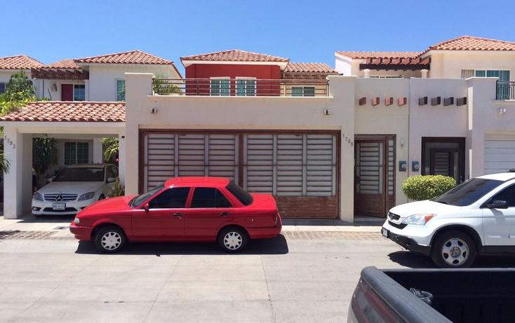 Foto de casa en renta en  , rincón colonial, culiacán, sinaloa, 1525557 No. 01