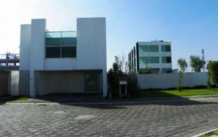 Foto de casa en condominio en renta en, rincón de atlixcayotl, san andrés cholula, puebla, 1125273 no 01