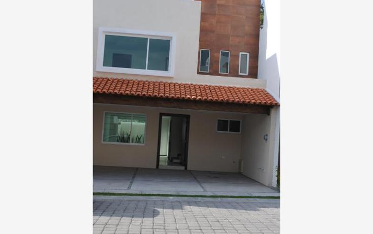 Foto de casa en venta en  , rincón de atlixcayotl, san andrés cholula, puebla, 0 No. 02