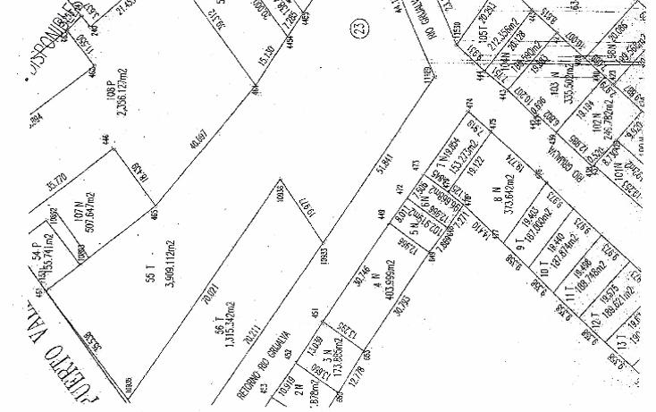 Foto de terreno habitacional en venta en  , rincón de guayabitos, compostela, nayarit, 1550154 No. 01