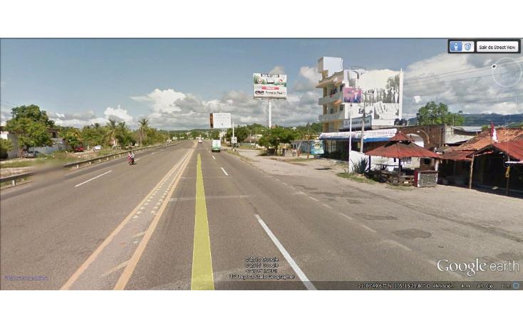 Foto de terreno habitacional en venta en  , rincón de guayabitos, compostela, nayarit, 1550154 No. 02