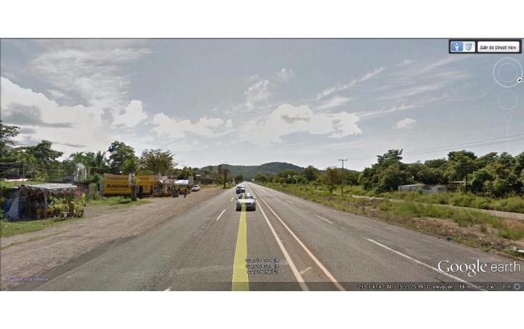Foto de terreno habitacional en venta en  , rincón de guayabitos, compostela, nayarit, 1550154 No. 03