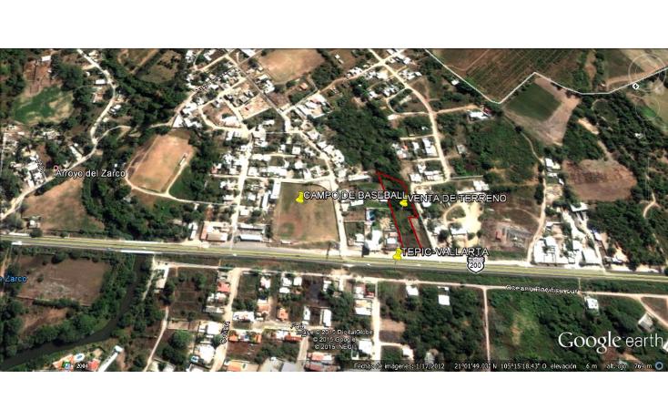 Foto de terreno habitacional en venta en  , rincón de guayabitos, compostela, nayarit, 1550154 No. 06
