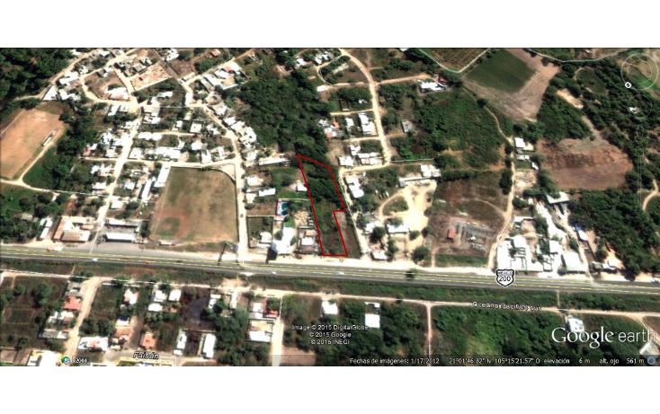 Foto de terreno habitacional en venta en  , rincón de guayabitos, compostela, nayarit, 1550154 No. 08