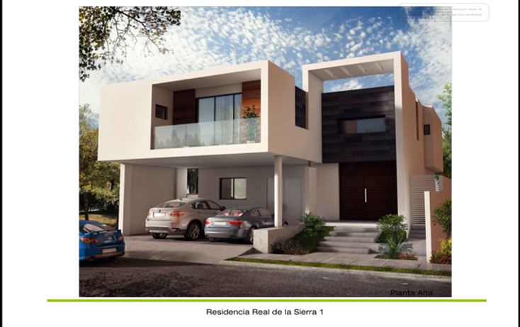 Foto de casa en venta en  , rincón de la sierra, monterrey, nuevo león, 1394841 No. 01