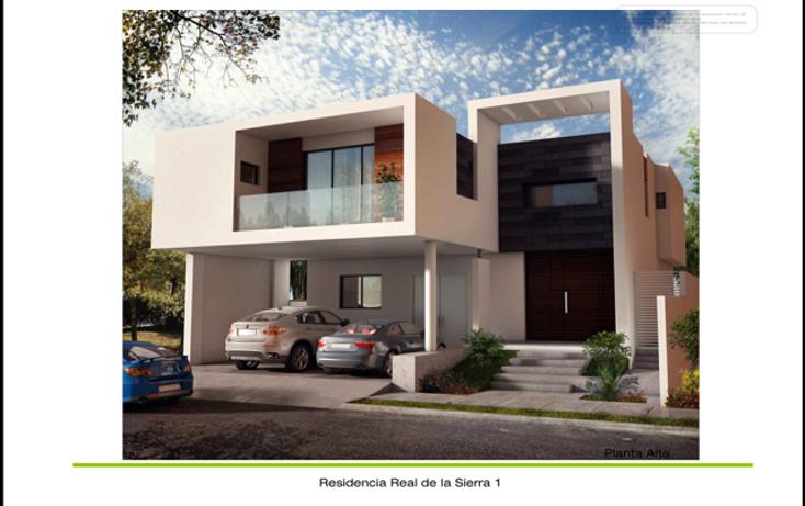 Foto de casa en venta en  , rincón de la sierra, monterrey, nuevo león, 1394841 No. 02